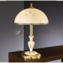 P 6808 G Настольная лампа Reccagni Angelo