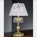 P 7033 G Настольная лампа Reccagni Angelo