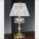 P 7130 G Настольная лампа Reccagni Angelo