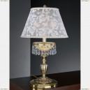 P 7133 G Настольная лампа Reccagni Angelo