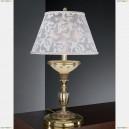 P 7134 G Настольная лампа Reccagni Angelo