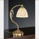 P 7154 P Настольная лампа Reccagni Angelo