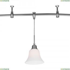 CL560211 Трековый светильник CITILUX (Ситилюкс), Модерн Серебро