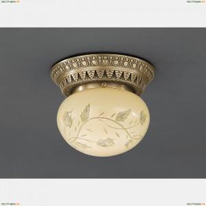 PL 7722/1 Потолочный накладной светильник Reccagni Angelo