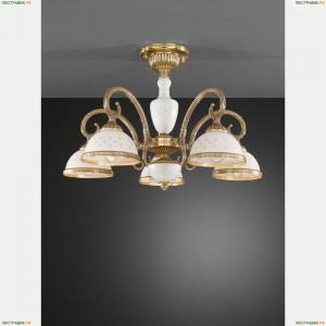 PL 8330/5 Люстра потолочная Reccagni Angelo