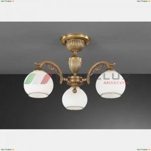 PL 8620/3 Люстра потолочная Reccagni Angelo