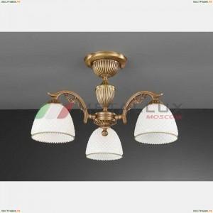 PL 8621/3 Люстра потолочная Reccagni Angelo
