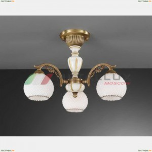 PL 8625/3 Люстра потолочная Reccagni Angelo