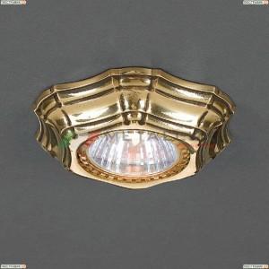 SPOT 1096 ORO Встраиваемый точечный светильник Reccagni Angelo