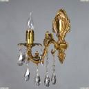 2118/1 AB Tear Drop Бра хрустальное AMBIENTE by BRIZZI Granada