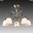 MA 02640C/005 Bronze Потолочный светильник BRIZZI
