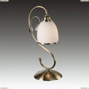 MA02640T/001 Bronze Настольная лампа BRIZZI