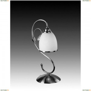 MA02640T/001 Chrome Настольная лампа BRIZZI