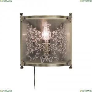 CL408313 Настенный светильник CITILUX (Ситилюкс), Версаль Бронза