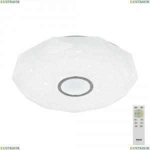 CL71380R Потолочный светодиодный светильник с пультом ДУ CITILUX (Ситилюкс), Диамант