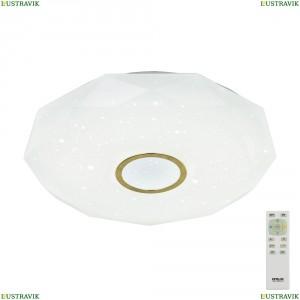 CL71382R Потолочный светодиодный светильник с пультом ДУ CITILUX (Ситилюкс), Диамант