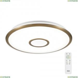 CL70363R Потолочный светодиодный светильник с пультом ДУ CITILUX (Ситилюкс), СтарЛайт