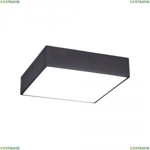 CL712K182 Потолочный светодиодный светильник CITILUX (Ситилюкс), Тао Черный