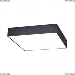 CL712K242 Потолочный светодиодный светильник CITILUX (Ситилюкс), Тао Черный
