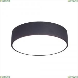 CL712R182 Потолочный светодиодный светильник CITILUX (Ситилюкс), Тао Черный