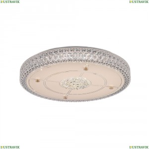 CL705141 Потолочный светодиодный светильник CITILUX (Ситилюкс), Кристалино Белый