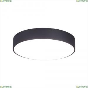 CL712R242 Потолочный светодиодный светильник CITILUX (Ситилюкс), Тао Черный