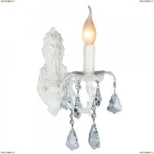 OML-30801-01 Бра Omnilux, 1 плафон, белый (Омнилюкс)