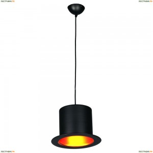 OML-34616-01 Светильник Omnilux, 5 ламп, черный (Омнилюкс)