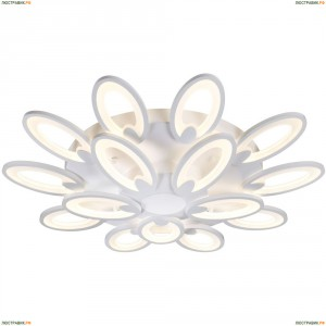 OML-45807-210 Потолочная светодиодная люстра с пультом ДУ Omnilux (Омнилюкс), Omnilux-4580