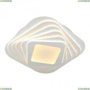 OML-07607-276 Люстра потолочная светодиодная с пультом ДУ Omnilux (Омнилюкс), Verres