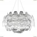 808030 Люстра подвесная Lightstar Simple Light, 3 лампы, хром, прозрачный