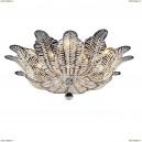 705134 Люстра потолочная хрустальная Osgona Riccio, 13 ламп, хром, прозрачный
