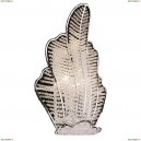 705634 Светильник настенный хрустальный Osgona Riccio, 3 лампы, хром, прозрачный