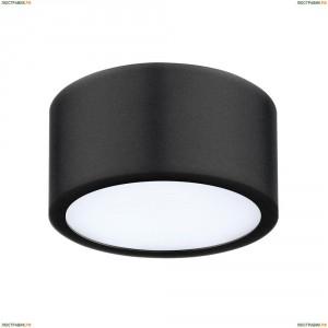 211917 Потолочный светодиодный светильник Lightstar (Лайтстар), Zolla Black