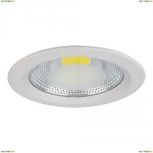223302 Встраиваемый светодиодный светильник Lightstar (Лайтстар), Forto