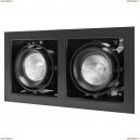 214028 Встраиваемый светильник Lightstar (Лайтстар), Cardano 16 черный
