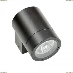 350607 Уличный настенный светильник Lightstar (Лайтстар), Paro Black