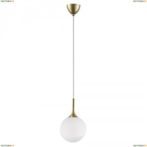 813022 Подвесной светильник Lightstar (Лайтстар), Globo 813 Gold
