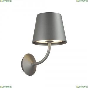 4608/7WL Уличный настенный светодиодный светильник Odeon Light (Одеон Лайт), Elin