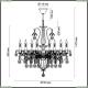 4724/8 Подвесная люстра Odeon Light (Одеон Лайт), Kuvia