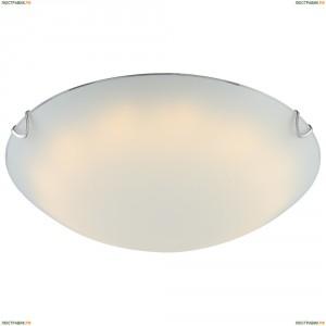 40422 Светильник настенно-потолочный светодиодный Globo Palila, 1 плафон, хром, белый