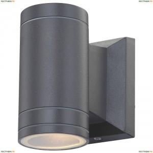 32028 Светильник настенный уличный светодиодный Globo Gantar, 1 плафон, черный