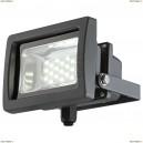 34234 Прожектор уличный светодиодный Globo Radiator III, 1 плафон, черный