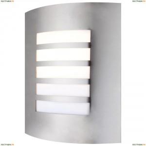 3156-5 Светильник настенный уличный Globo Orlando, 1 плафон, алюминий, белый