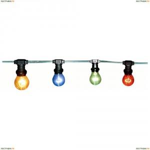 3400 Светильник (гирлянда) уличный многоцветный Globo Nirvana