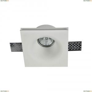 DL001-1-01-W Встраиваемый светильник Maytoni (Майтони), Gyps