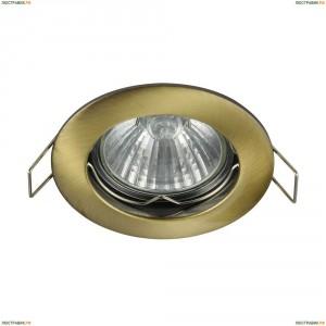 DL009-2-01-BZ Встраиваемый светильник Maytoni (Майтони), Metal