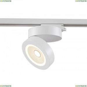 TR006-1-12W3K-W Трековый светодиодный светильник Maytoni (Майтони), Track