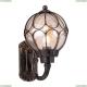 O024WL-01G Уличный настенный светильник Maytoni (Майтони), Via
