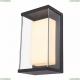 O021WL-L10B4K Уличный настенный светодиодный светильник Maytoni (Майтони), Baker Street